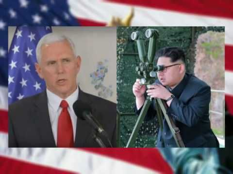BREAKING Right After Pence's Speech, North Korea Just Did Something AWFUL!
