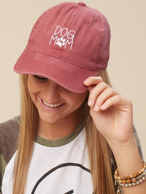 dceb2629b BURGUNDY Mom Hats, Outfits With Hats, Dog Mom, Trending Outfits, Cap,