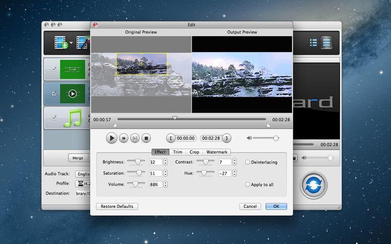 """Tipard MOV Converter"" – Mac App"