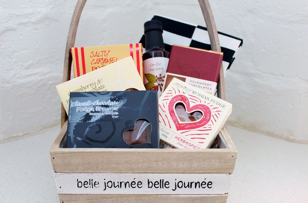Sweet Treats Picnic Hampers for Two. Create beautiful memories together. http://www.giftloft.co.nz/collections/valentines-day-romance-gifts