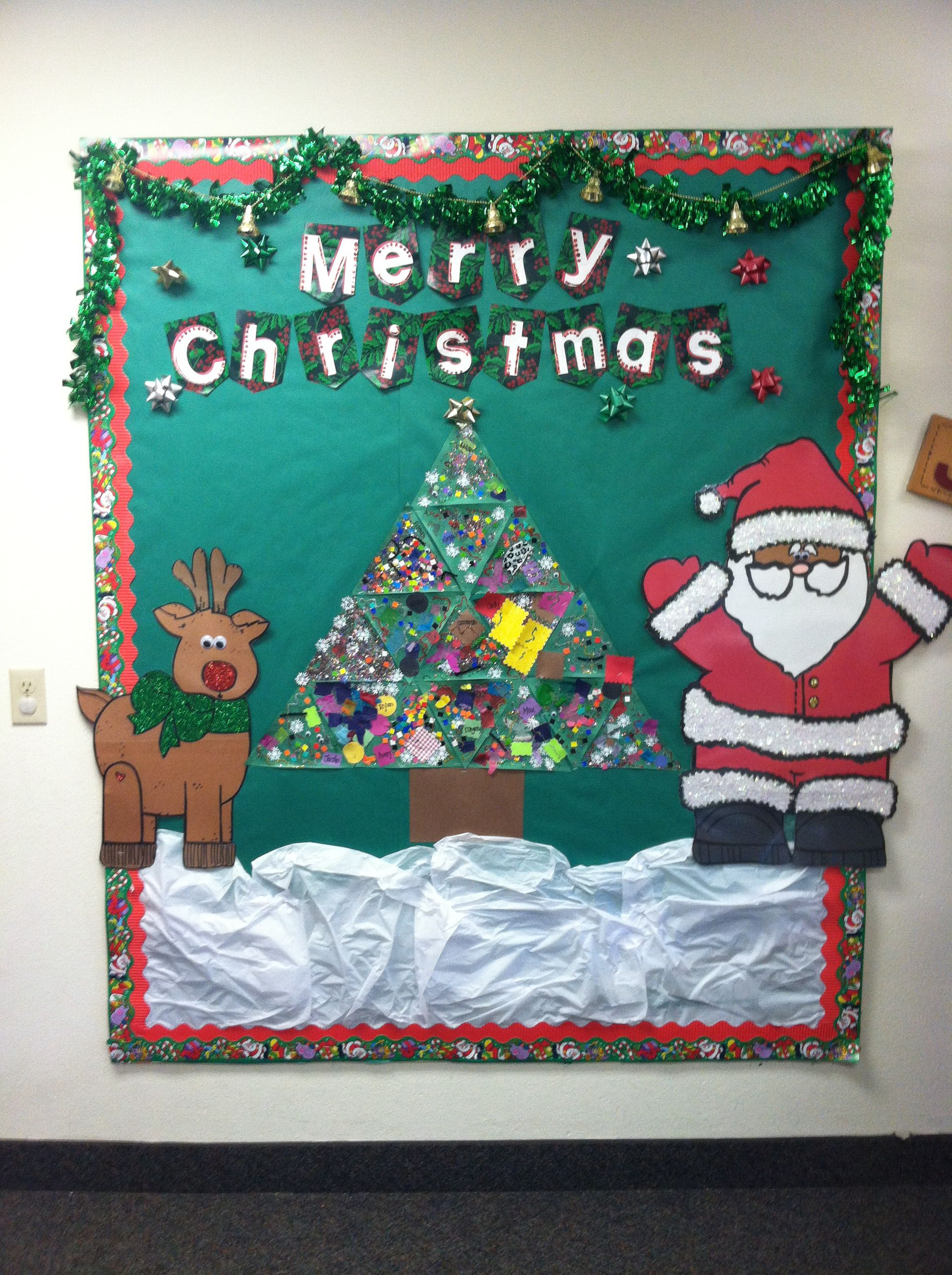 Christmas Bulletin Board Christmas Bulletin Boards