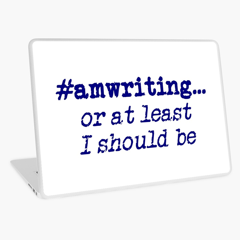 #amwriting