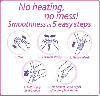 Wax Strips Buy Veet Wax Strips Online Body Wax Strips Cold Wax Wax Strips Wax Hair Removal Body Waxing
