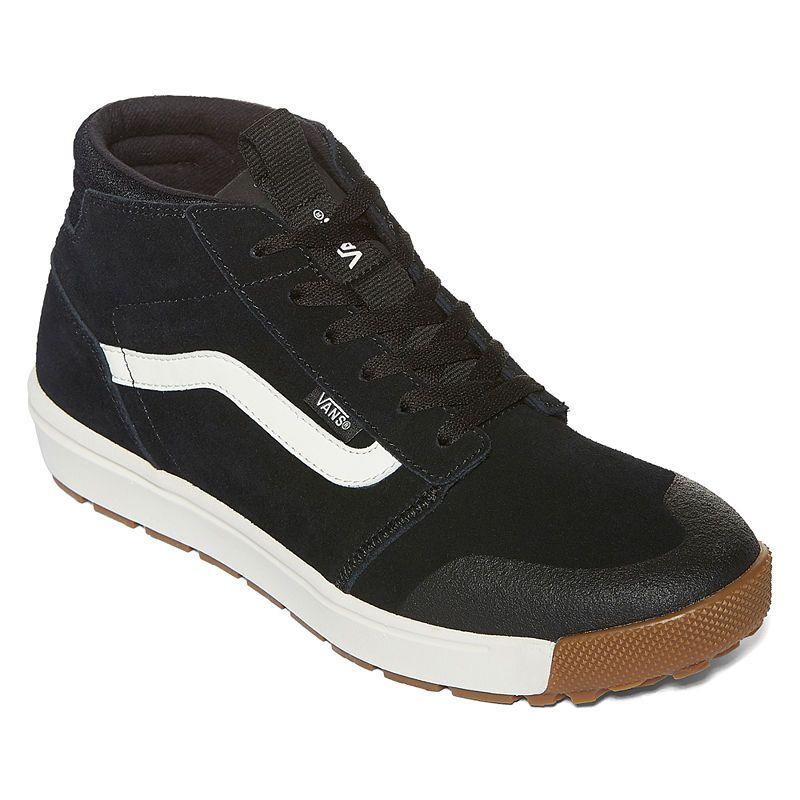 Vans Quest Mte Mens Skate Shoes | Skate shoes, Sneaker boots