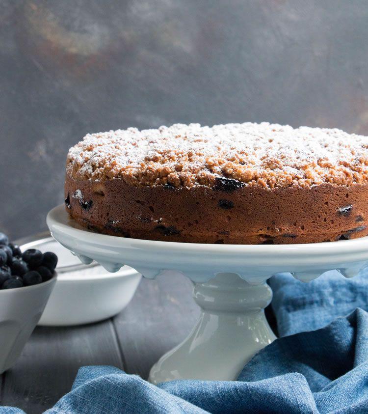 Blueberry crumb cake recipe blueberry crumb cake cake