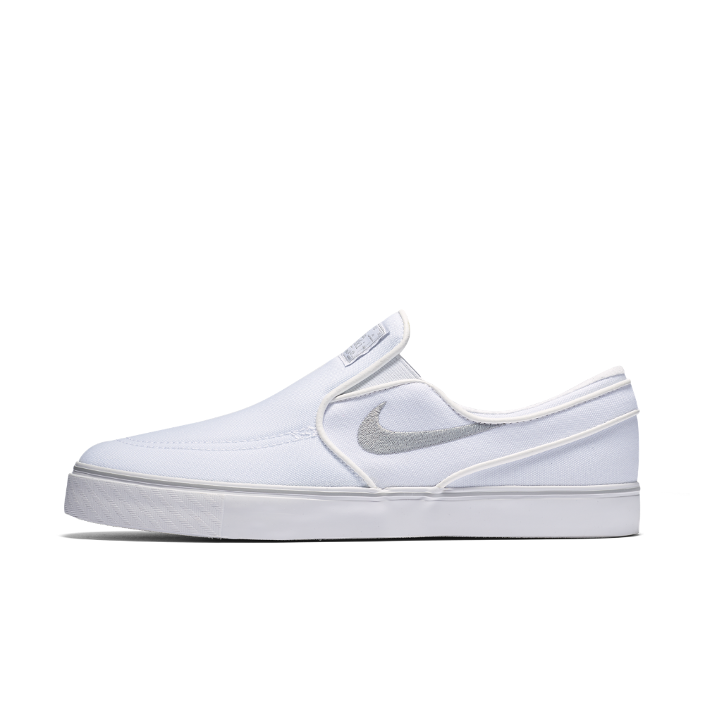95c77d48cd1b Nike SB Zoom Stefan Janoski Slip-On Canvas Men s Skateboarding Shoe Size