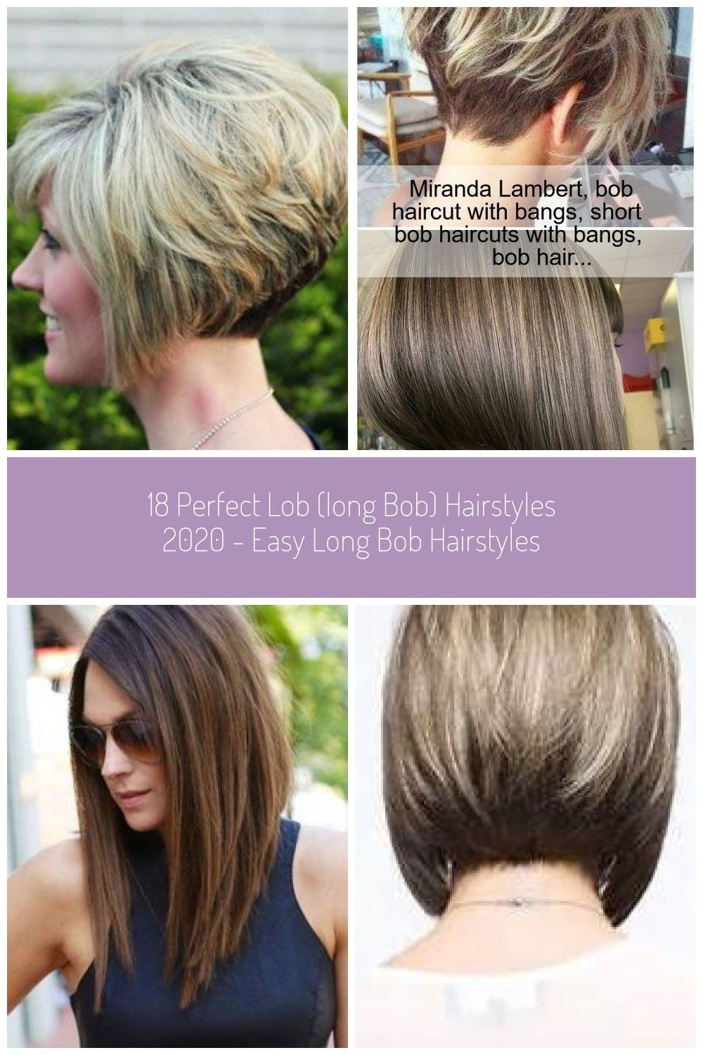 Gray Stacked Inverted Bob Bitte Besuchen Sie Unsere Website Fur Mehr Kurze Haarschnitt Fri In 2020 Long Bob Hairstyles Bob Haircut With Bangs Bob Haircut Back View