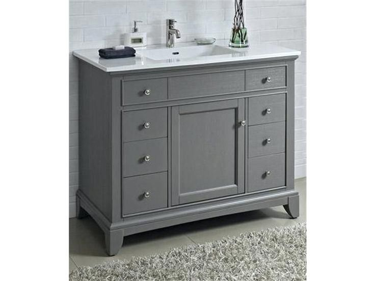 Magnificent 42 Inch Bathroom Vanity 90 For Home Decoration Ideas