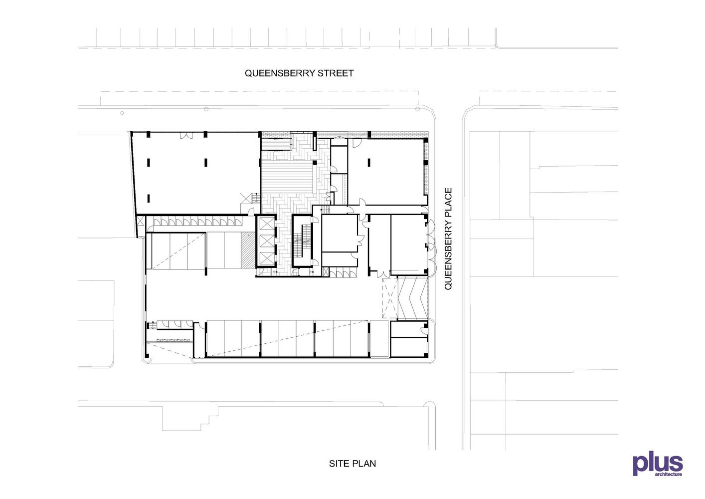 Gallery Of The Eminence Plus Architecture 16 Architecture Site Plan Site Plan Architecture