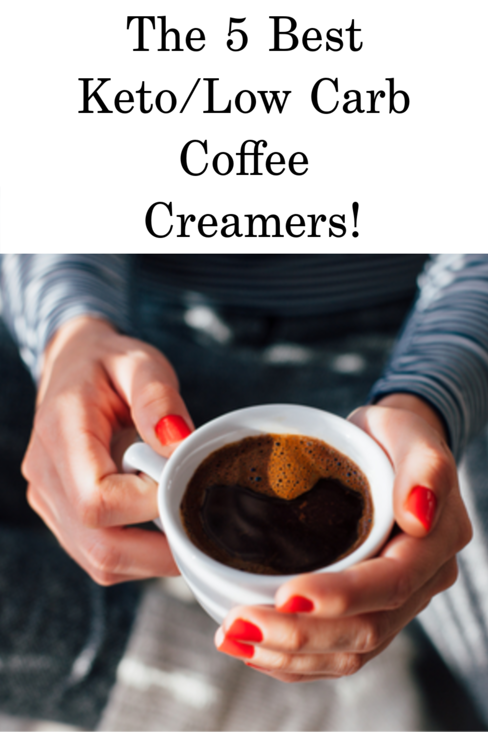 Low Carb Coffee Creamer Low in Carbs, High in Flavor