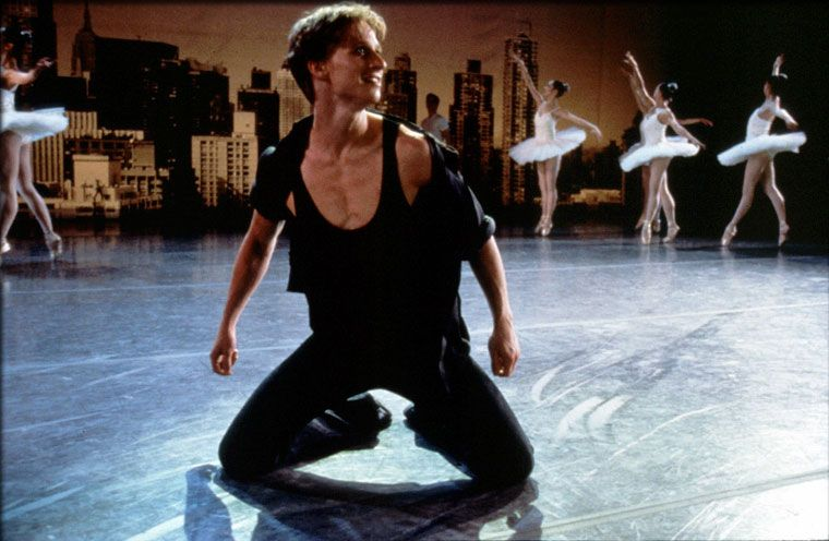 Cooper Nielsen (Ethan Stiefel) Center Stage (2000