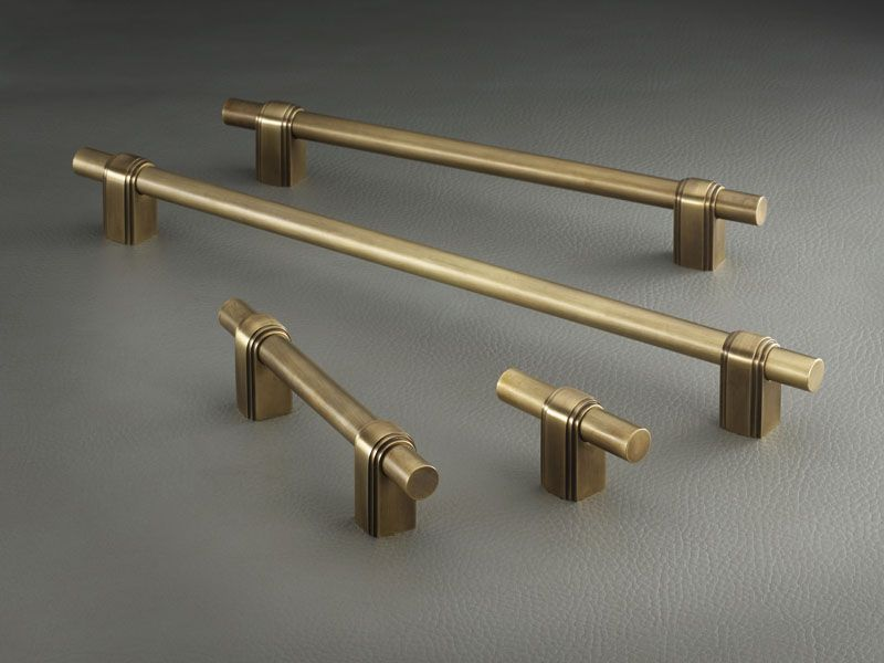 Armac Martin Kitchen Cabinet Handles | Brass, Chrome ...