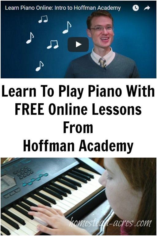 Learn To Play Piano For Free With Hoffman Academy - Review ...