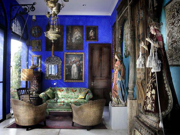 Lavish Arabic Style Interior Decoration  Wine Country Residence, Argentina  lavish arabic interior design photos