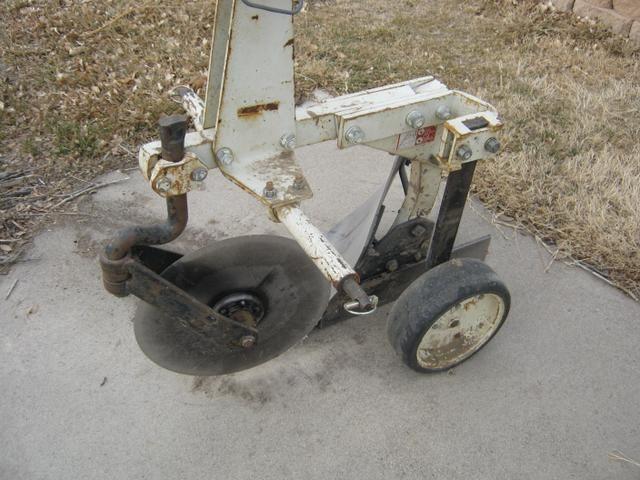 Harvester 310 - 3 Point Garden 1 Bottom Plow - Nex-Tech Classifieds