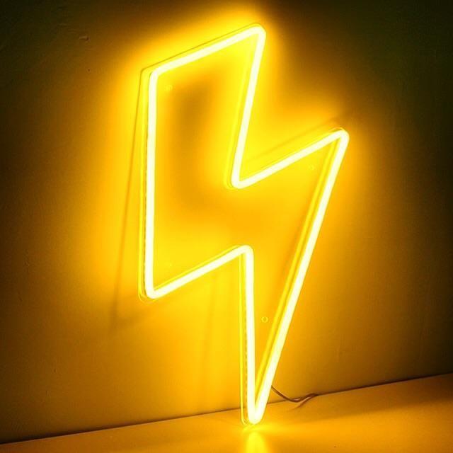 Thunderbolt Neon