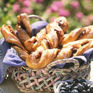 Blueberry Twisties