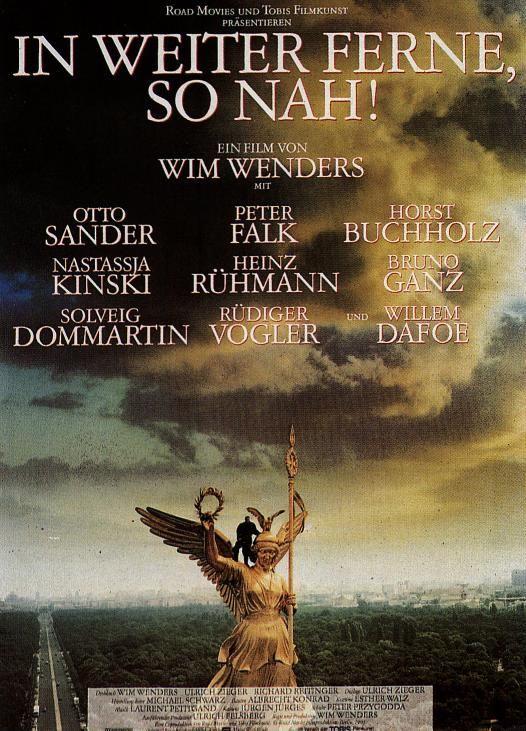 Faraway So Close Movie Poster Película Closer Películas Completas Cine Aleman