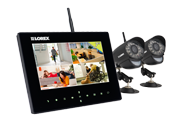 Wireless video monitoring system for home