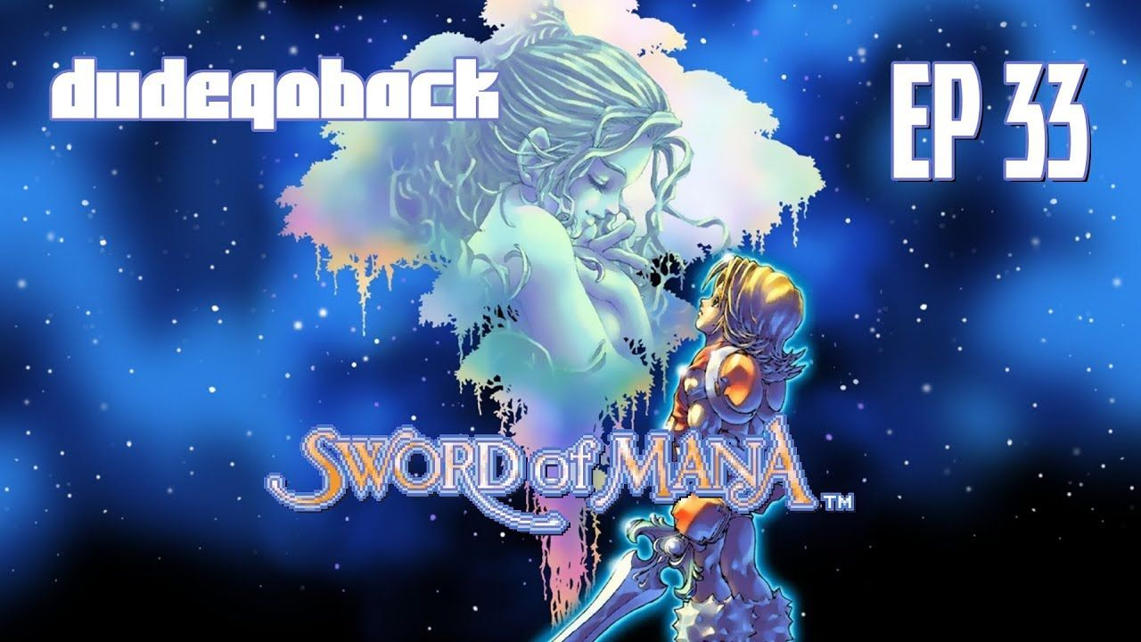 Spirit Seeking Sword of Mana Ep 33 (With images