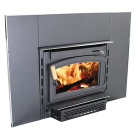 Wood Burning Stove Insert From Lowe S Our Favorite One