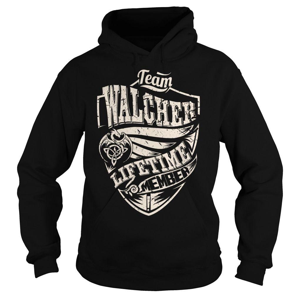 Team WALCHER Lifetime Member (Dragon) - Last Name, Surname T-Shirt