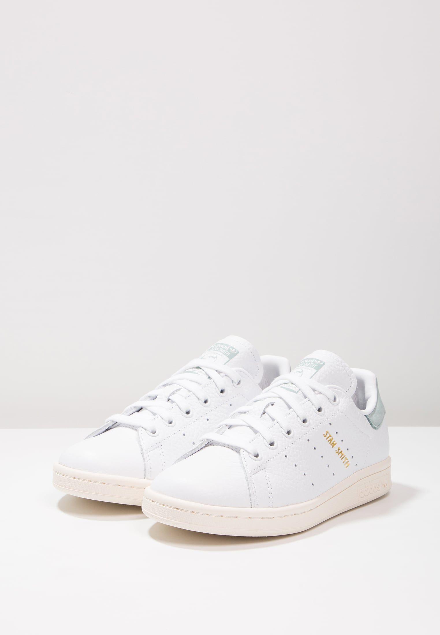 new style 4c783 03e11 adidas Originals STAN SMITH - Matalavartiset tennarit - footwear white tactile  green - Zalando.fi