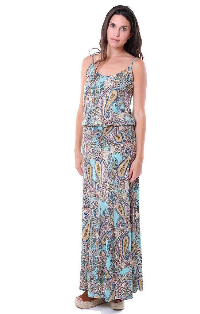Veronica M Strapless Maxi Dress