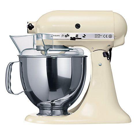 Buy KitchenAid Artisan 4.8L Stand Mixer Online at johnlewis.com ...