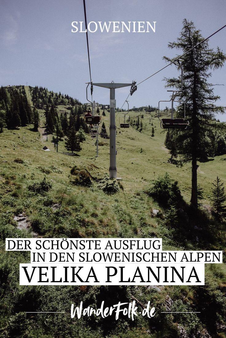 Velika Planina Der Schonste Ausflug In Die Slowenischen Alpen In 2020 Ausflug Alpen Julische Alpen