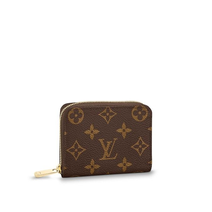 127a37e959b9 Zippy Coin Purse Monogram Canvas in Women s Small Leather Goods Wallets  collections by Louis Vuitton