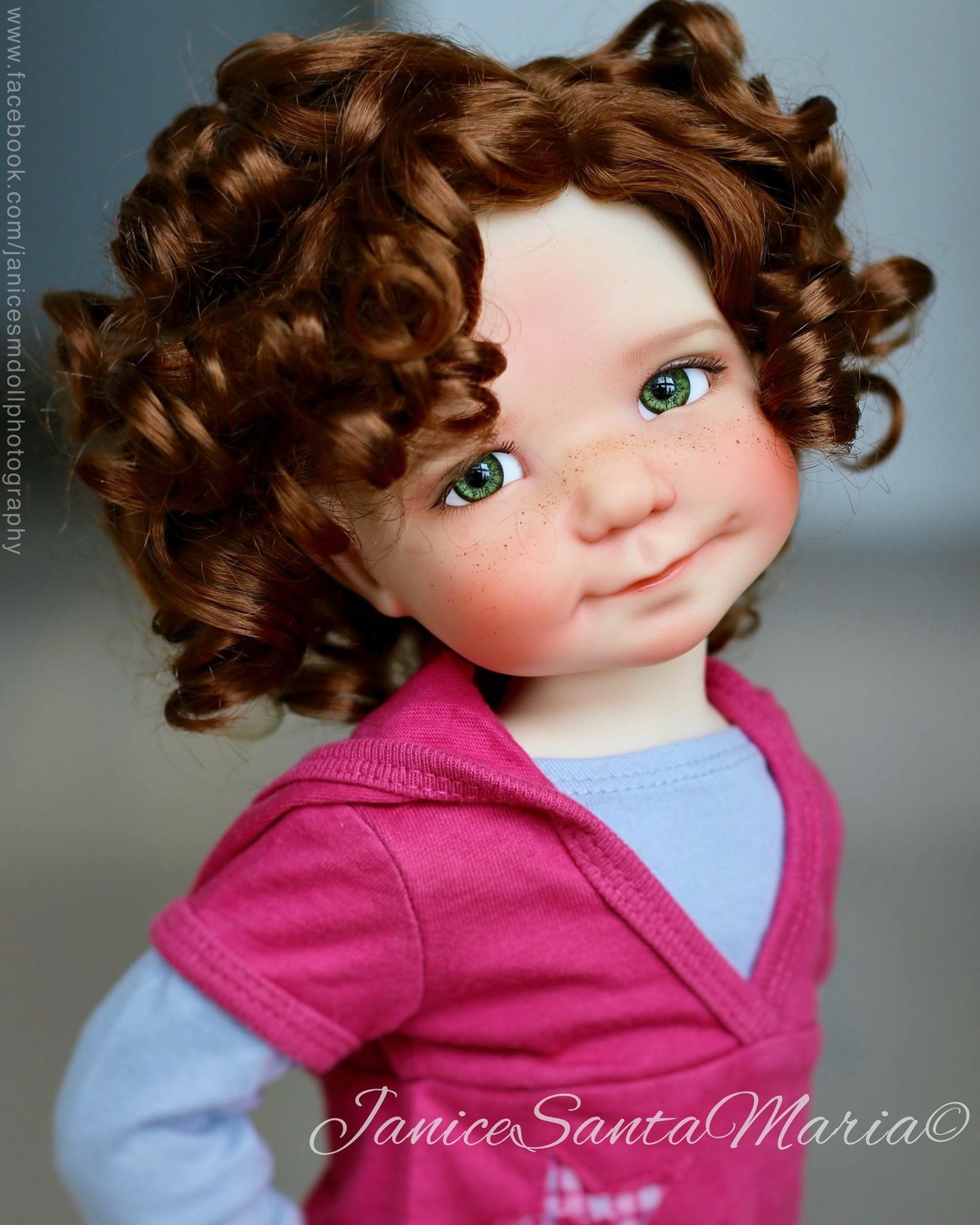 Bailey 18 inch BJD by MeadowDolls