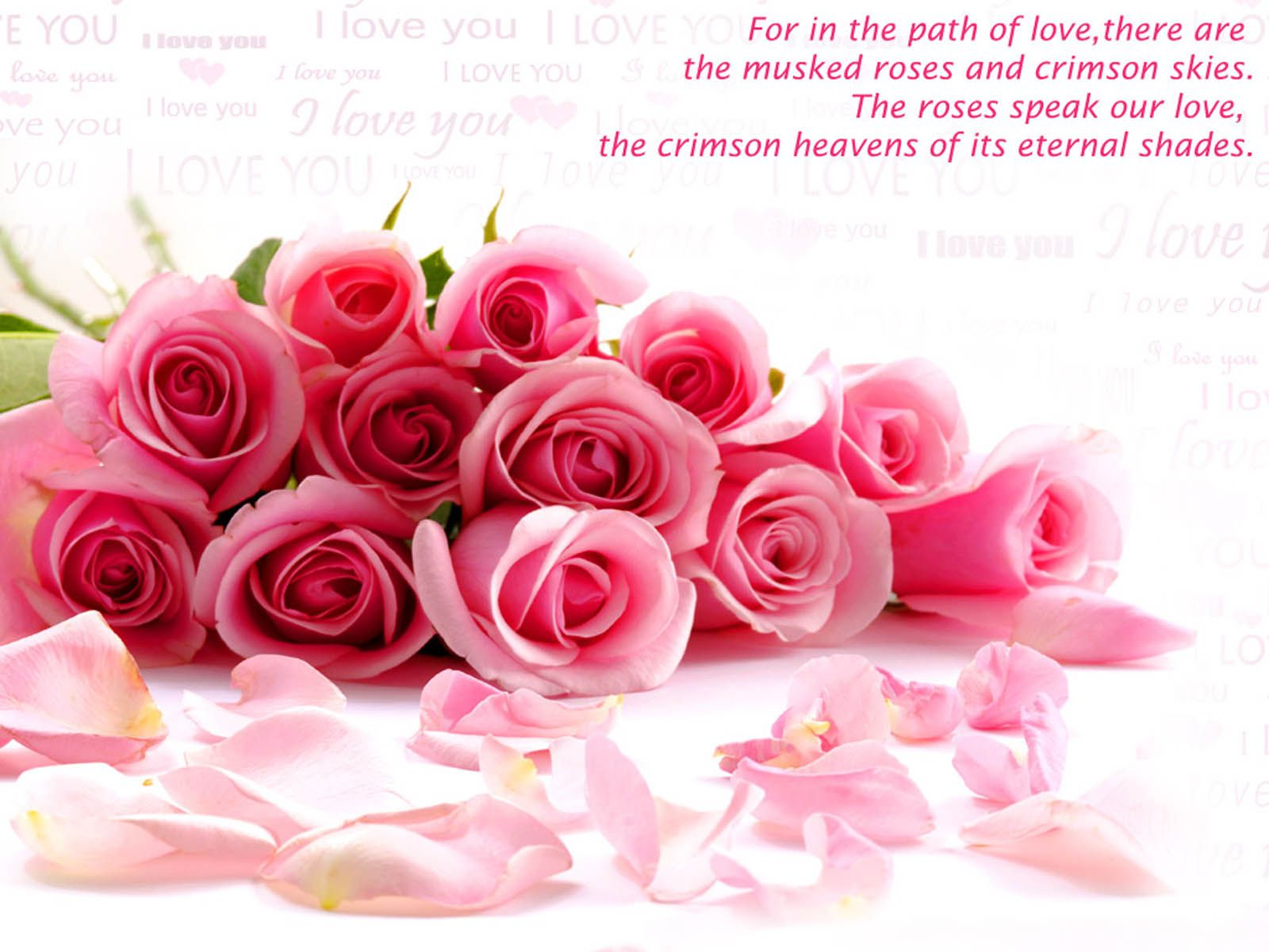 Flower And Love Quotes