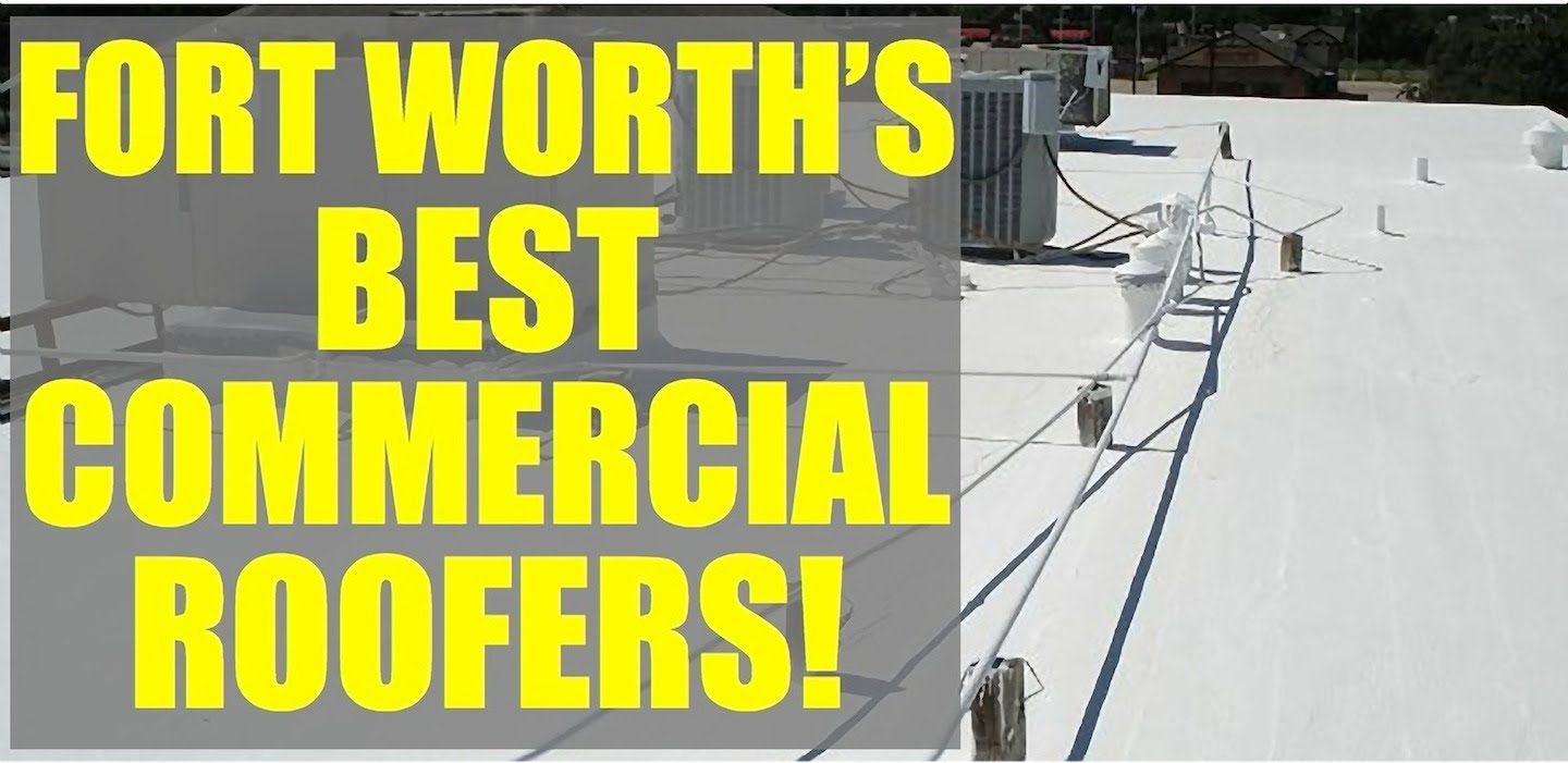 Commercial Roofing Companies Fort Worth