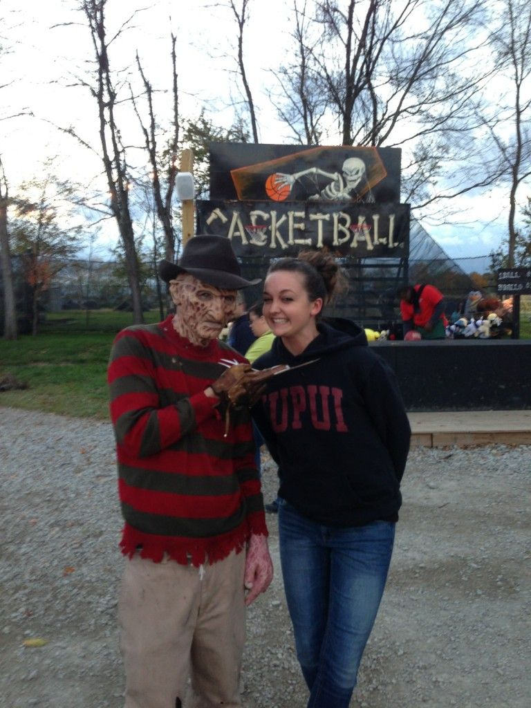 Haunts, horror and hairraising attractions at Indy Scream
