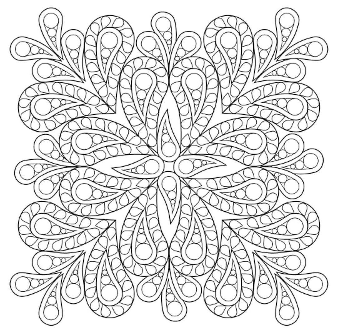 Mandala 650, Creative Haven Paisley Mandalas Coloring Book