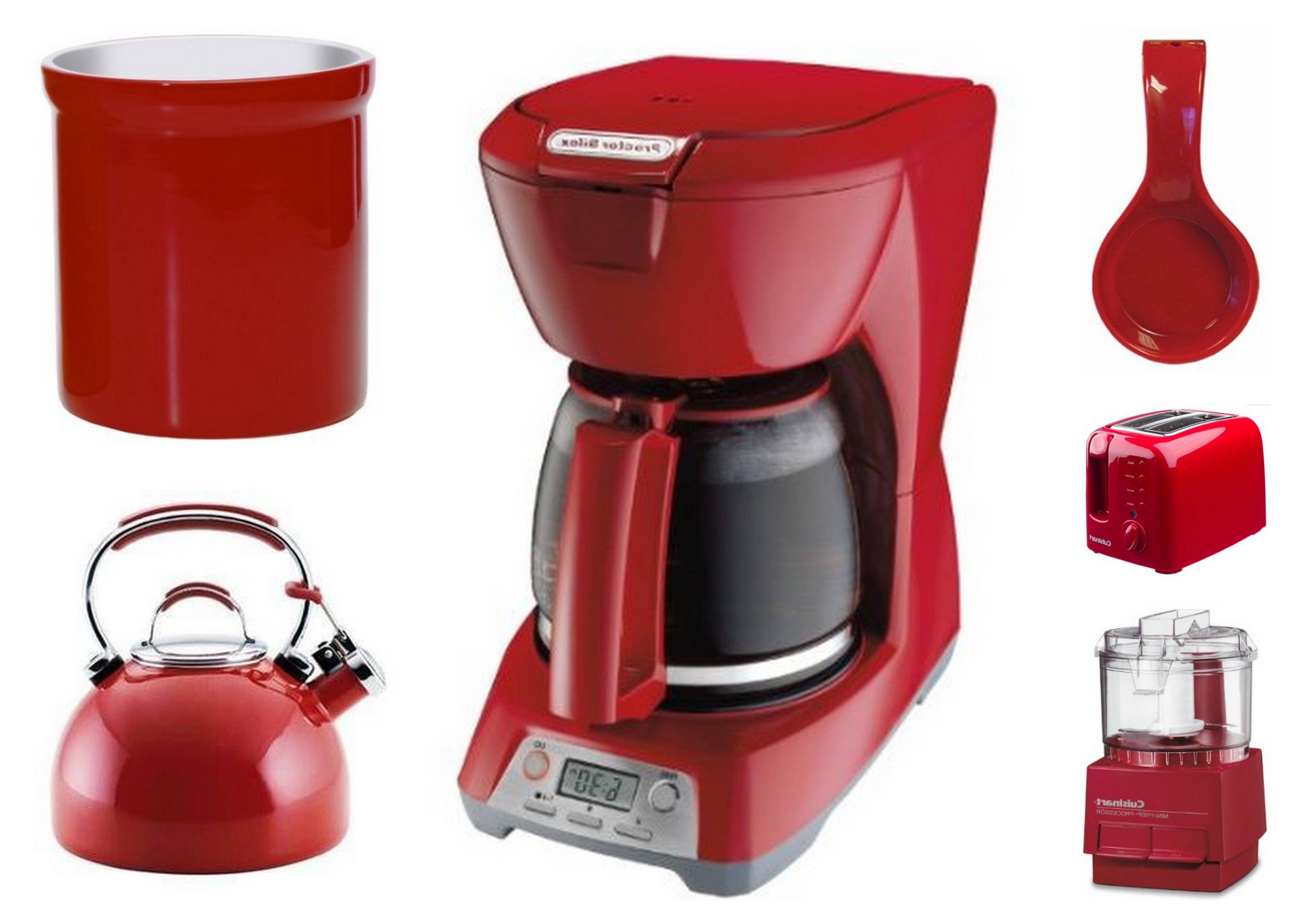 Cheap Kitchen Appliances Red Kitchen Appliance And Accessories Sale From Kitchen