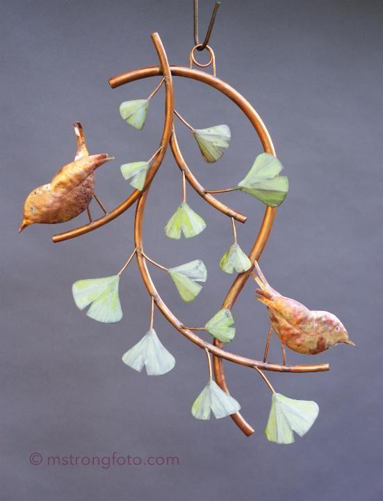 Genial Hanging Garden Art #7