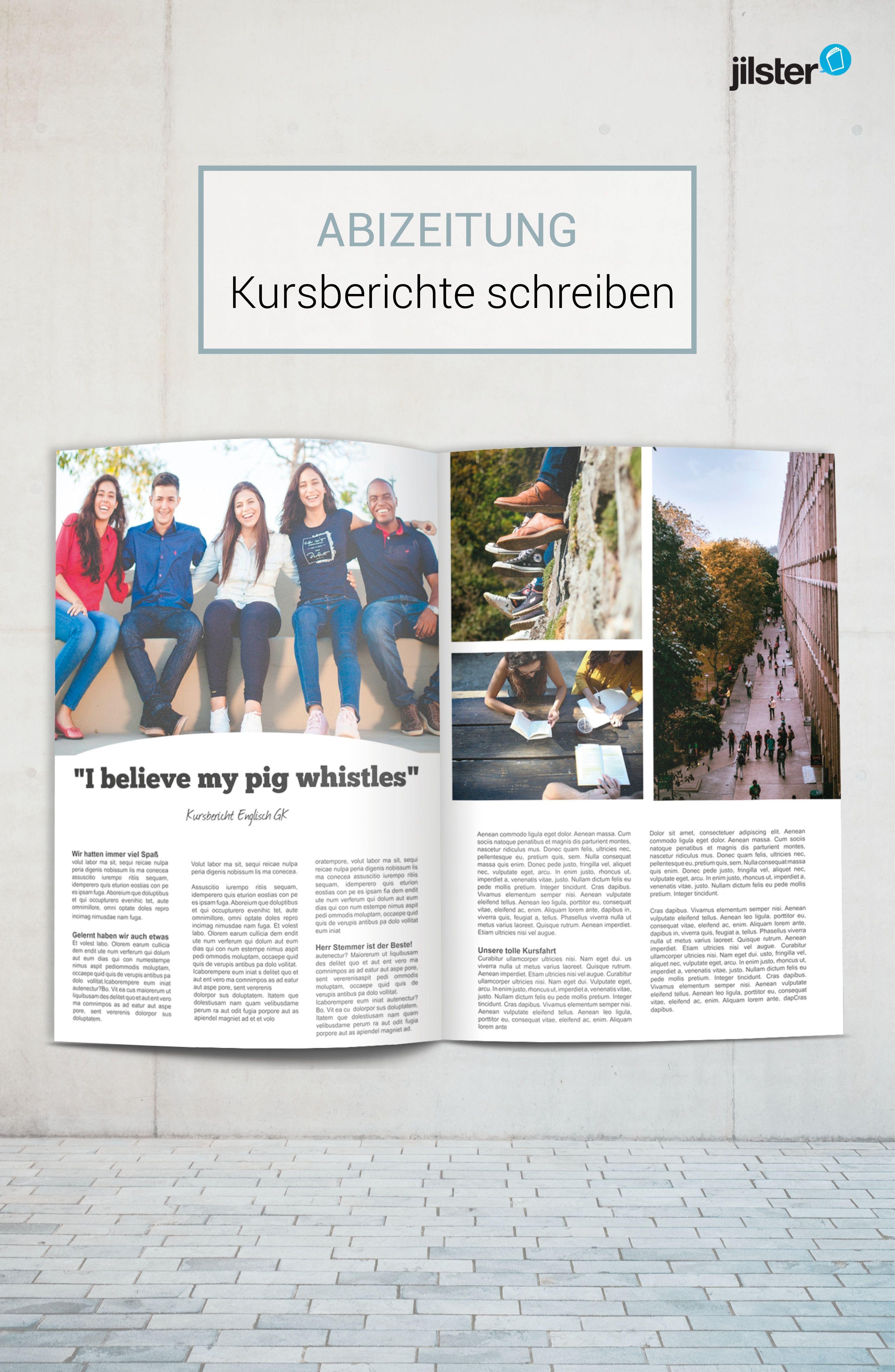 Abizeitung Kursbericht Schreiben Der Alles Ans Licht Bringt