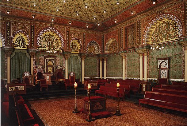 Oriental Hall-Home of my Chapter, Temple Melita No. 183 & my Council ...