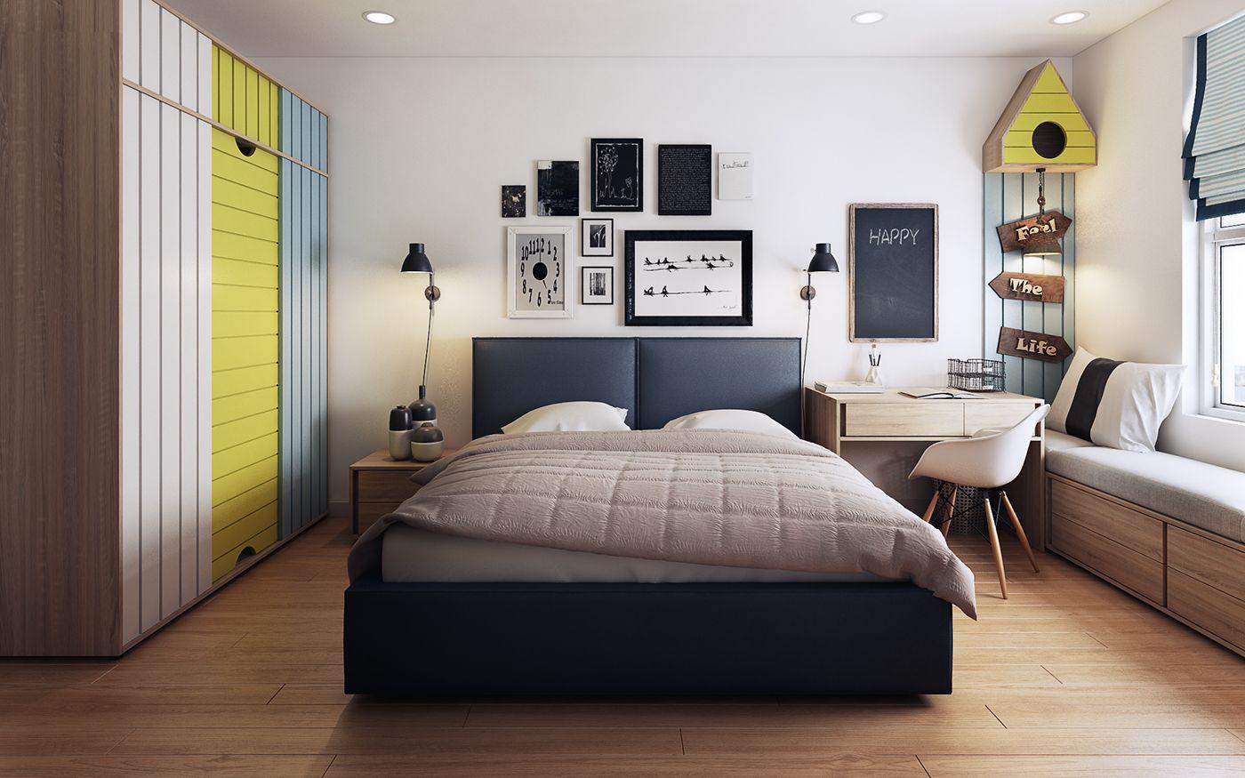 https://www.behance.net/gallery/32432959/Scandinavian-Apartment