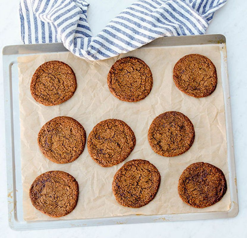 Gluten- and Dairy-Free Desserts | Molasses Cookies