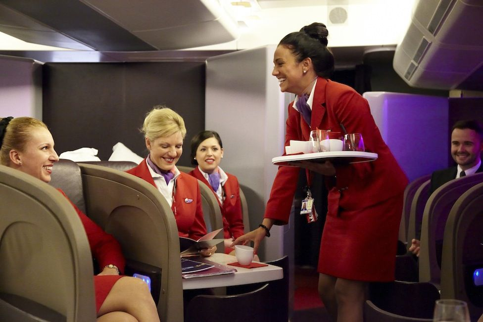 cabin virgin for crew air airline jobs