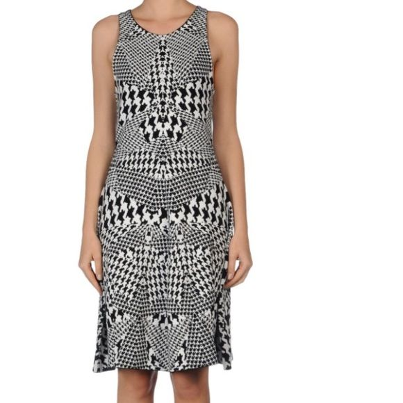 McQ Alexander McQueen Dress Knee Length sz S NWT Brand new with tag - purchased in Europe - goooorgeous on! - thick knit - impeccable quality - size Small - has stretch - no blemishes/issues - McQ Alexander McQueen Dresses