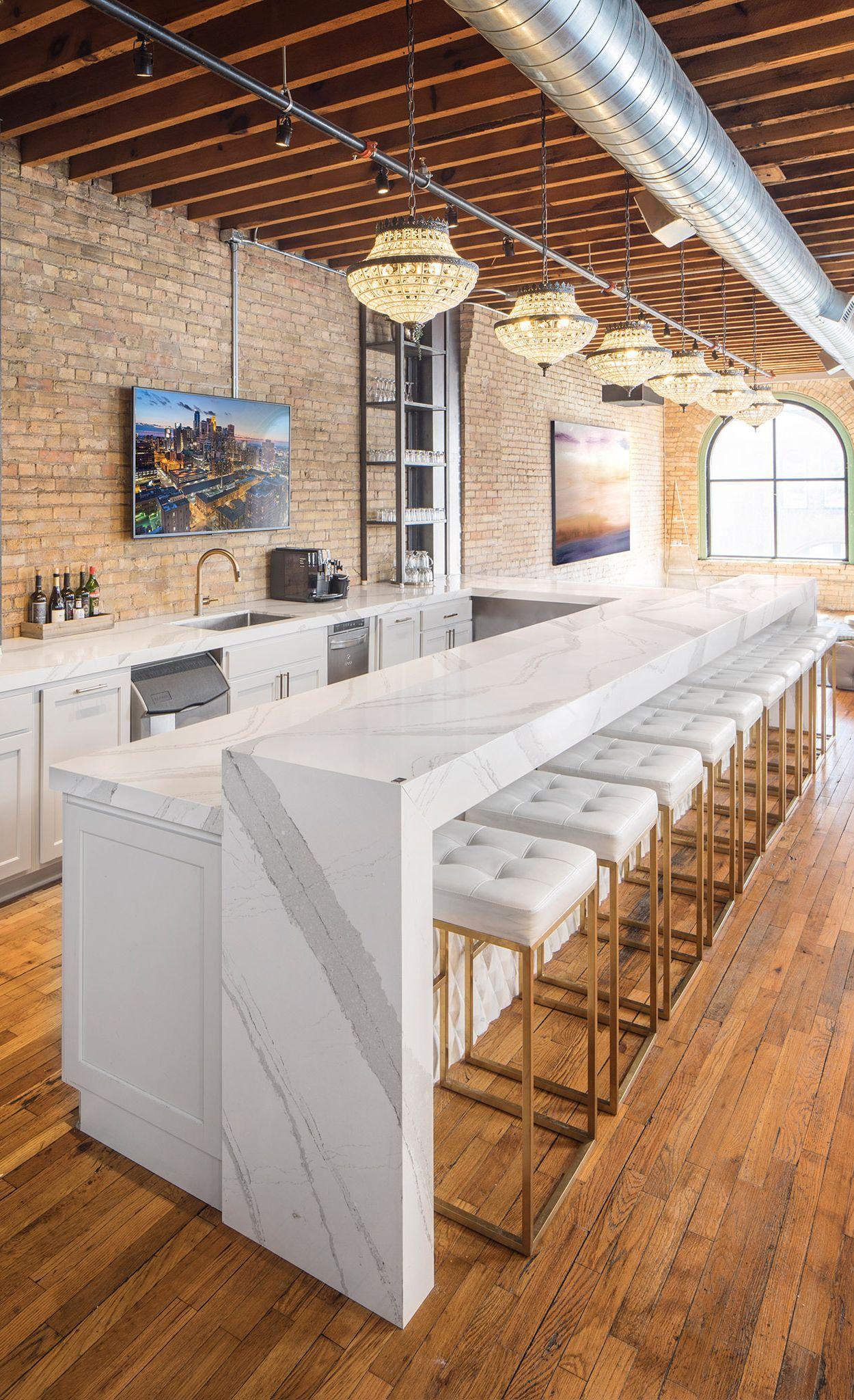 Refine Define Swoonworthy Spaces Kitchen Layout Basement Design Kitchen Plans