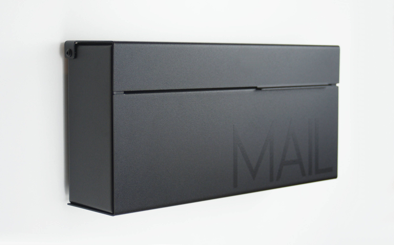 Modern Mailbox Louis B Vsons Design Original American Etsy Contemporary Mailboxes Modern Mailbox Mounted Mailbox