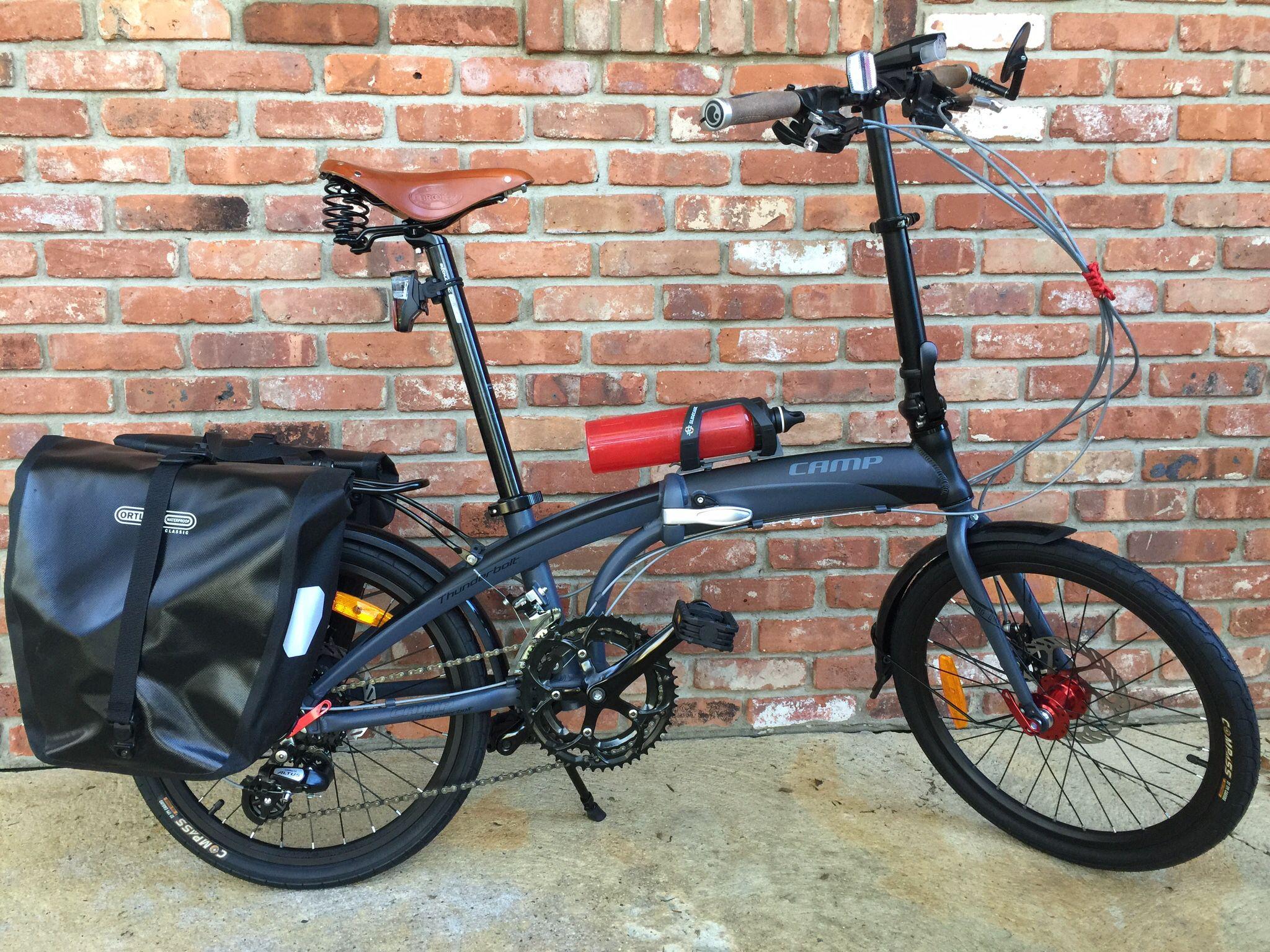 Pin On Folding Bike Camp
