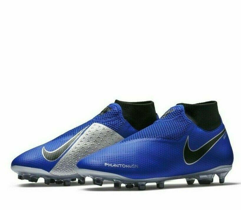 FG Mens Soccer Cleats Racer Blue