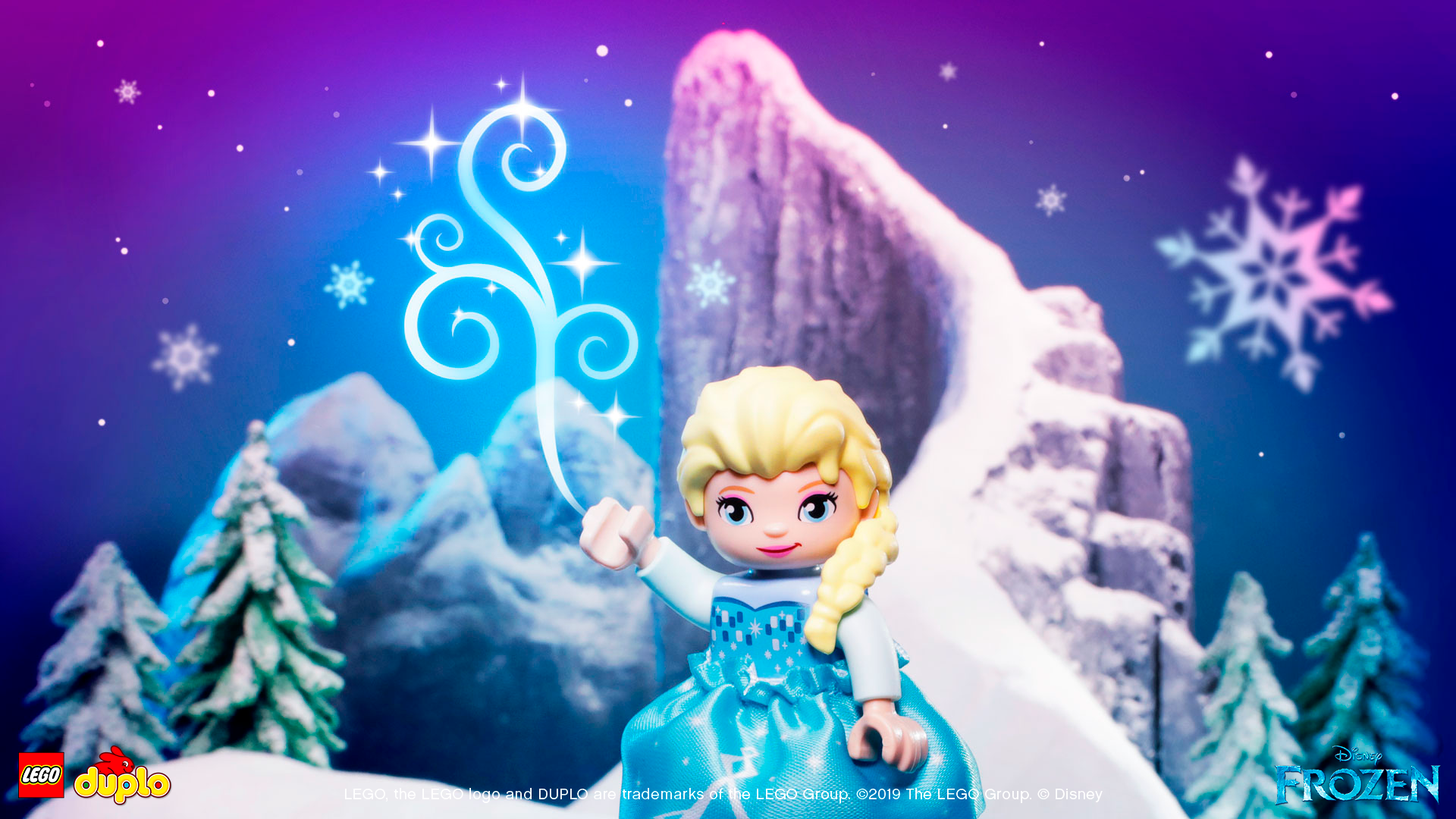 Frozen Ice Castle 10899 DUPLO® Buy online at the