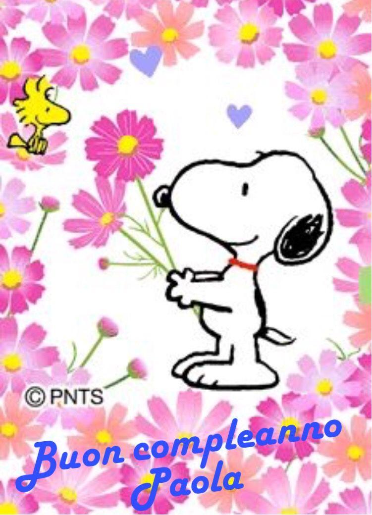Buon Compleanno Paola Auguri Personalizzati Compleanno Buon